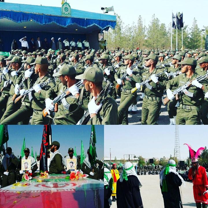 مراسم سناریو و جشن ترخیص فراگیران آموزشی مرکز شهید باهنر